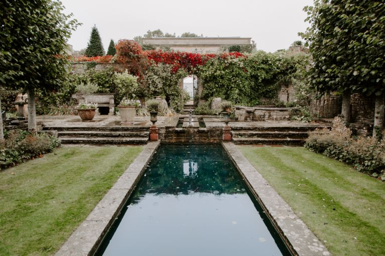 The Lost Orangery at Euridge House wedding venue
