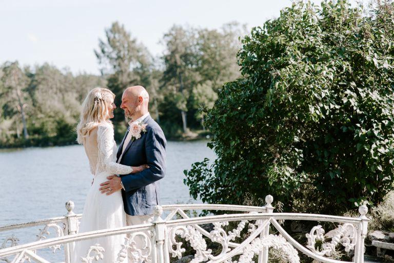 Destination wedding photographer in Sweden