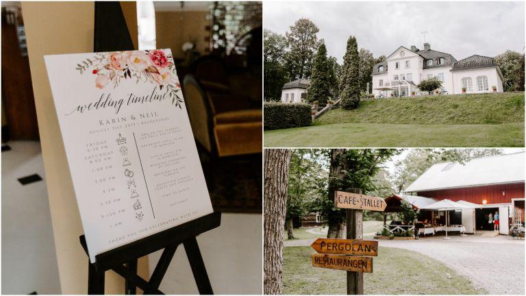 Baldersnas Herrgard wedding venue