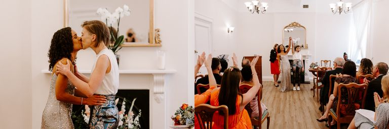 Woolwich Town Hall Wedding