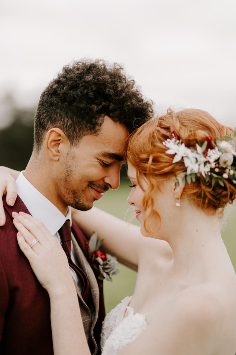 Wedding photography at Coltsfoot wedding venue