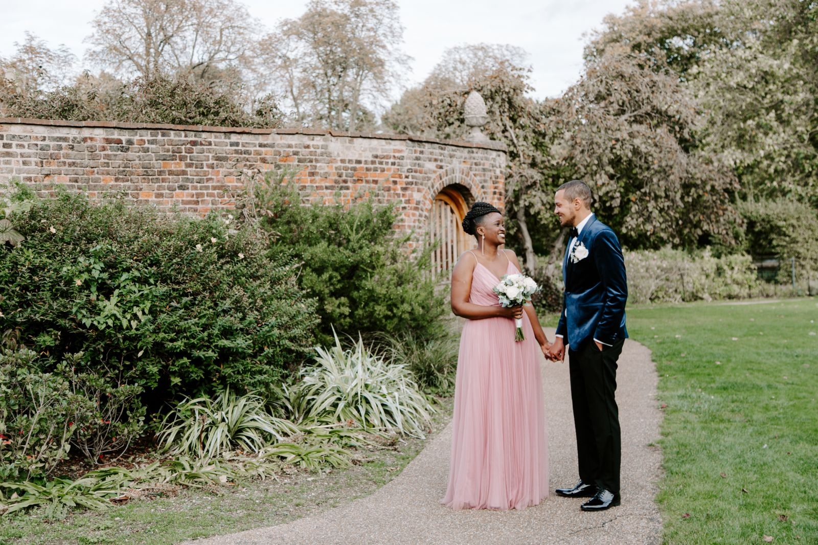 Redbridge Valentine's Mansion micro wedding